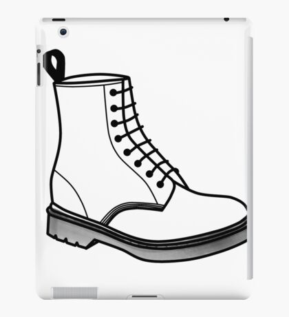 DR MARTENS BOOTS iPad Case/Skin