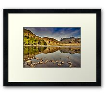 Reflections Blea Tarn Framed Print