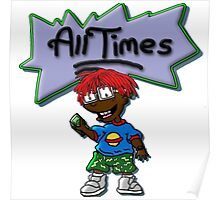 Lil Yachty All Times / ThugRats Phone-case, Sticker, Shirt Poster