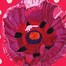 Poppy & Polka Dots by Bee Williamson