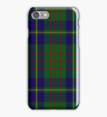 01866 Cameron of Locheil (Hunting) Clan/Family Tartan  iPhone Case/Skin