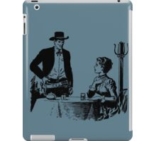 A Strong Land Growing - Black iPad Case/Skin