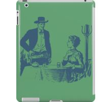 A Strong Land Growing - Blue iPad Case/Skin
