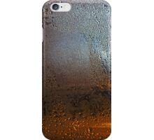Condensation on Metal Texture iPhone Case/Skin