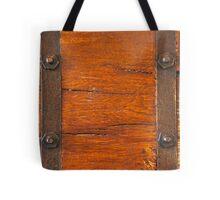 Medieval Studded Door Tote Bag