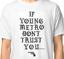 Metro Hook Classic T-Shirt