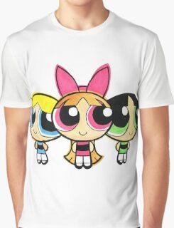 PowerPuff Graphic T-Shirt