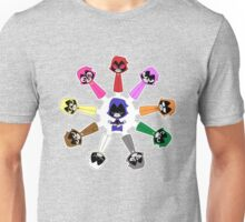 Raven's Emoticlones Unisex T-Shirt