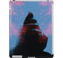 Hooded Figure iPad Case/Skin