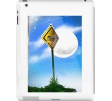 ATTN: Local Deaf Community iPad Case/Skin
