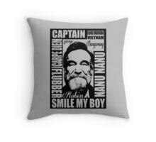 Robin williams tribute  Throw Pillow