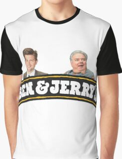 Ben and Jerrys (Parks and Rec) Graphic T-Shirt