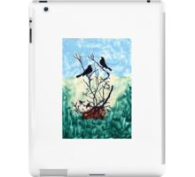 Spring Songs iPad Case/Skin