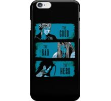 final fantasy 7, ff7, cloud strife, cloud, sephiroth, tifa, avalanche iPhone Case/Skin