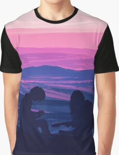 Their Love Renewed, They Rendezvous Graphic T-Shirt