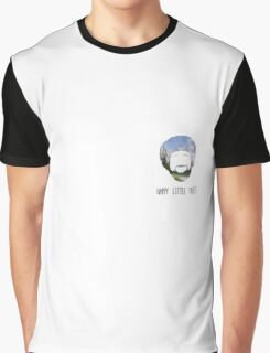 Bob Ross  Graphic T-Shirt