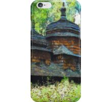 Piatkowa church iPhone Case/Skin
