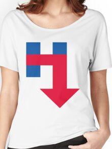 Anti Hillary Arrow Women's Relaxed Fit T-Shirt