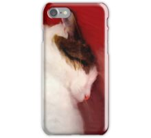 Shutting Out The World iPhone Case/Skin