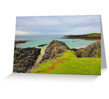 Clachtoll Greeting Card