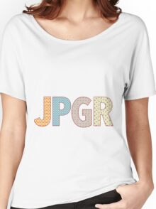 John, Paul, George and Ringo Women's Relaxed Fit T-Shirt