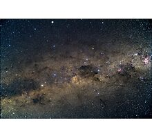 A Southern Cross Starscape Photographic Print