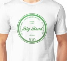 Big Bend National Park, Texas Unisex T-Shirt