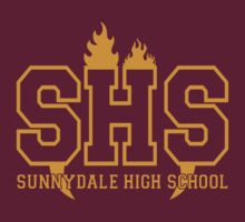 Sunnydale Highschool by ElocinMuse
