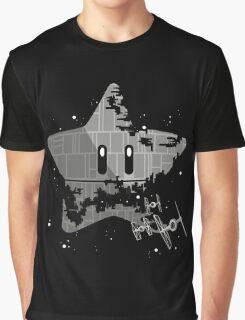 Super Death Star Graphic T-Shirt
