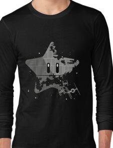 Super Death Star Long Sleeve T-Shirt