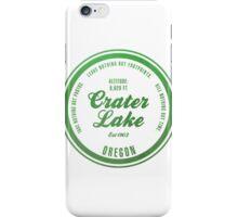 Crater Lake National Park, Oregon iPhone Case/Skin