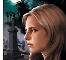 Buffy the Vampire Slayer by ElocinMuse