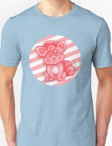 Pink Vulpix Unisex T-Shirt