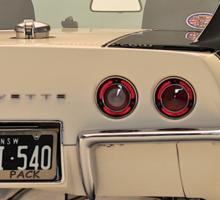 1969 Corvette Sticker