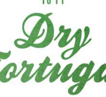 Dry Tortugas National Park, Florida Sticker