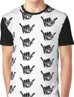 Shaka Aloha - Hawaii Graphic T-Shirt