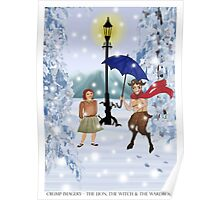 The Lion, The Witch & the Wardrobe Poster