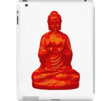Buddha orange iPad Case/Skin