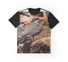 Inca Tern Graphic T-Shirt