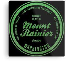 Mount Rainier National Park, Washington Metal Print