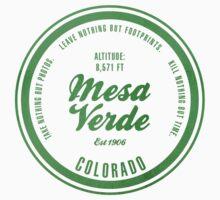 Mesa Verde National Park, Colorado by CarbonClothing