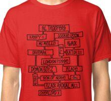 UK Hip Hop Golden Era - Hijack-London Posse-Son of Noise Classic T-Shirt