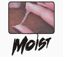 Moist - Logo by JoelCortez
