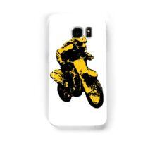 Enduro gelb schwarz Samsung Galaxy Case/Skin