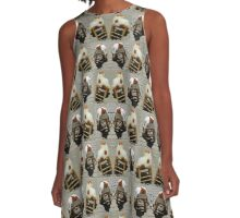 chats faineants A-Line Dress