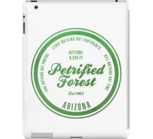 Petrified Forest National Park, Arizona iPad Case/Skin