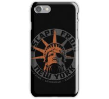 Escape from New York Snake Plissken iPhone Case/Skin