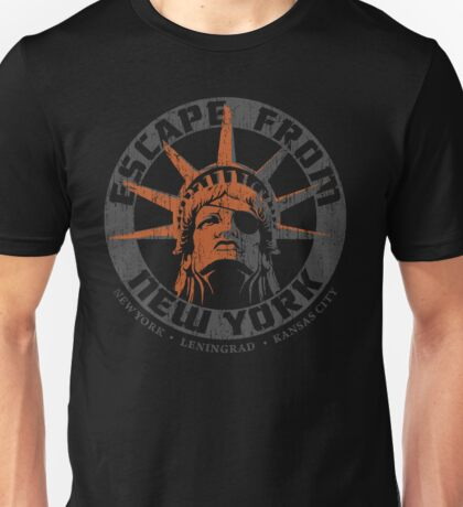 Escape from New York Snake Plissken Unisex T-Shirt
