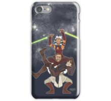 Obi Juan needs some ho iPhone Case/Skin