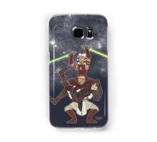 Obi Juan needs some ho Samsung Galaxy Case/Skin